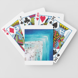 Aguas Bicycle Playing Cards