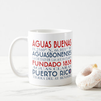 Aguas Buenas, Puerto Rico Coffee Mug