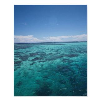 Aguas costeras y arrecifes de coral, Fiji Fotografías