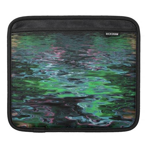 Aguas de la fantasía funda para iPads