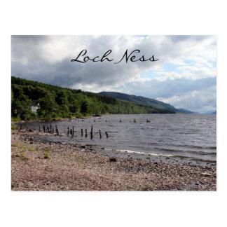 aguas de Loch Ness Postales