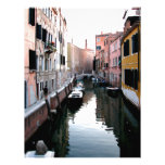 Aguas de Venecia Plantilla De Membrete