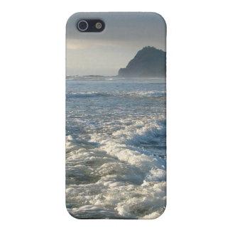 Aguas de Whitecap iPhone 5 Carcasas