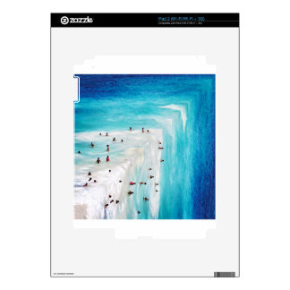 Aguas iPad 2 Decals