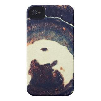 Aguas perturbadas carcasa para iPhone 4