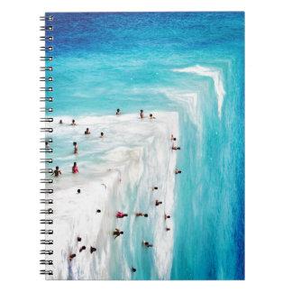Aguas Spiral Notebook
