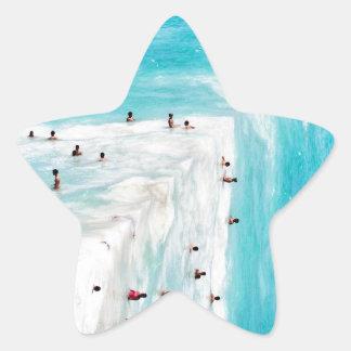 Aguas Star Sticker