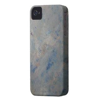 Aguas tempestuosas funda para iPhone 4 de Case-Mate