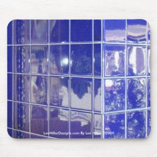 Aguas termales, cojín de ratón de la reflexión de  tapetes de ratón