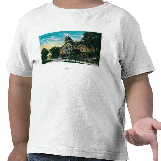 Aguas termales en Paso Robles, CAPaso Robles, CA Camisetas