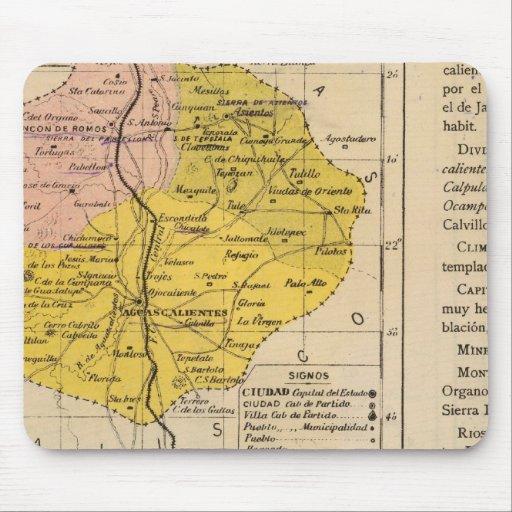 Aguascalientes, Mexico 2 Mousepad