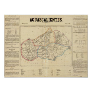 Aguascalientes, Mexico Poster