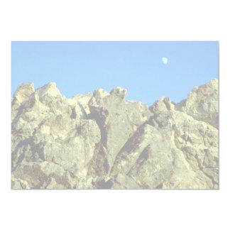 Aguerrigerry en la formación de roca de la salida comunicado personalizado