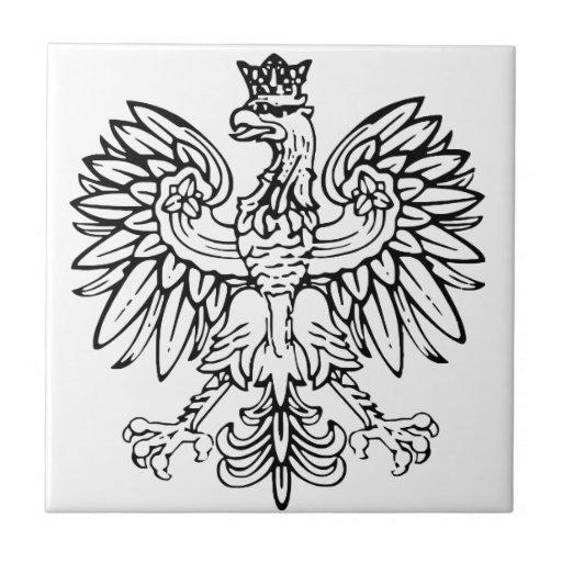 Águia Heraldica Azulejo