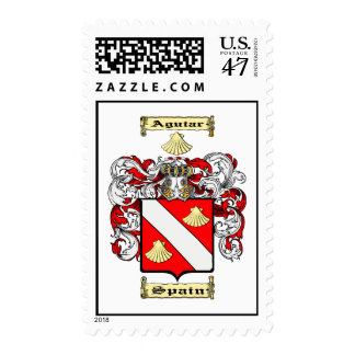 Aguiar Postage Stamp