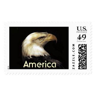 águila América Sello