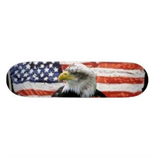 águila americana skate board