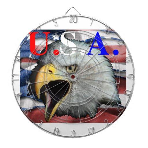 águila calva los E.E.U.U.