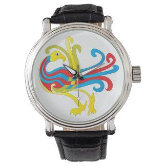 Águila céltica - celtic eagle reloj