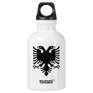 Águila dirigida doble albanesa