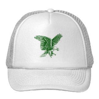 Águila nigeriana gorras