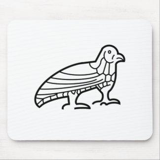 Águila picta tapete de ratones