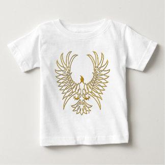 águila que sube, oro playeras