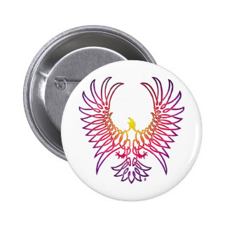 águila que sube, sunglow pin