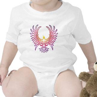 águila que sube, sunglow trajes de bebé