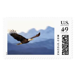 águila sellos postales