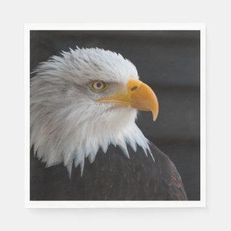 águila servilletas de papel