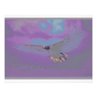 águila tarjetón