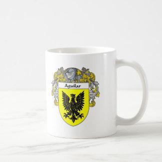 Aguilar Coat of Arms (Mantled) Mug