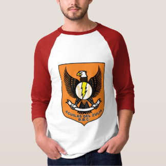 Aguilas  Basic 3/4 Sleeve Rag T-Shirt