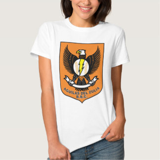 Aguilas Ladies Baby Doll (Fitted) T-Shirt
