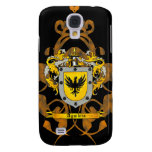 Aguilera Coat of Arms Galaxy S4 Cases