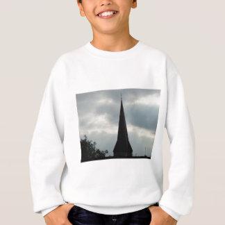 Aguja de la iglesia en Irlanda Camisas