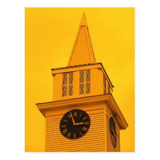Aguja de la iglesia postal