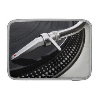 Aguja de registro de la aguja funda  MacBook