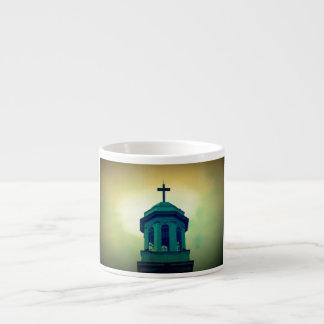 Aguja metodista taza espresso