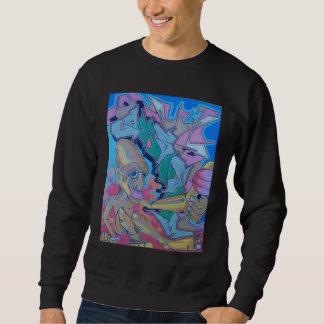 aguja suéter