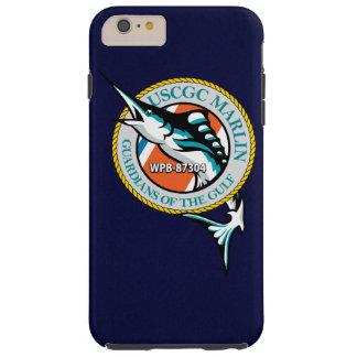 "Aguja WPB-87304 ""azules marinos "" de USCGC Funda Para iPhone 6 Plus Tough"