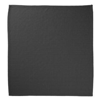 Agujerito micro negro bandanas
