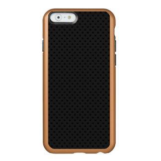 Agujerito micro negro funda para iPhone 6 plus incipio feather shine