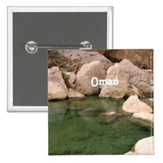 Agujero de riego de Omán Pin
