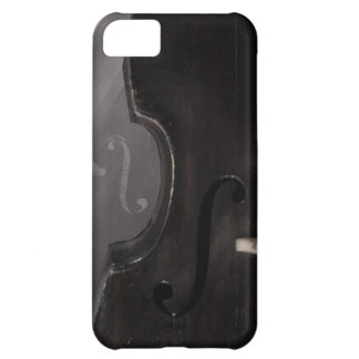 Agujero del bajo doble f - casamata funda para iPhone 5C