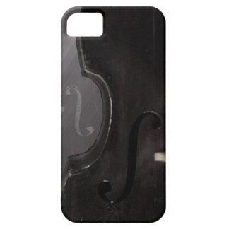Agujero del bajo doble f - casamata iPhone 5 fundas