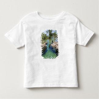 Agujero del cocodrilo, ciudad negra del río, playeras