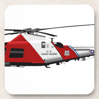 Agusta MH-68 Stingray Drink Coaster