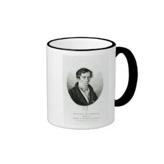Agustín Jean Fresnel 1825 Tazas